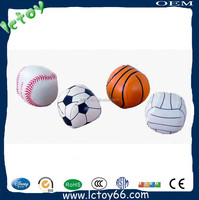 Promotion mini stuffed bulk juggling ball