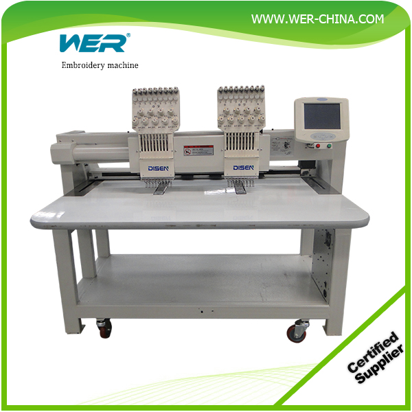 Cheap price Commerical 3D embroidery machine