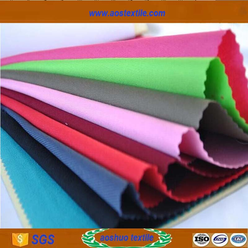 China Manufacturer poly/cotton T/C8/20 Pocketing plain lining
