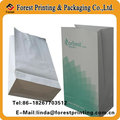 air sickness bag square-bottom paper bag with customer logo
