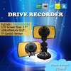 1280*720 170 degree angle lens car driving recorder dvr