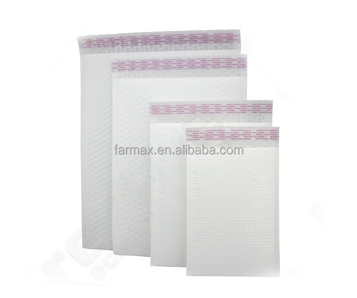2015 Farmax High Quality Kraft Bubble Mailer, kraft bubble envelope used for cd packaging