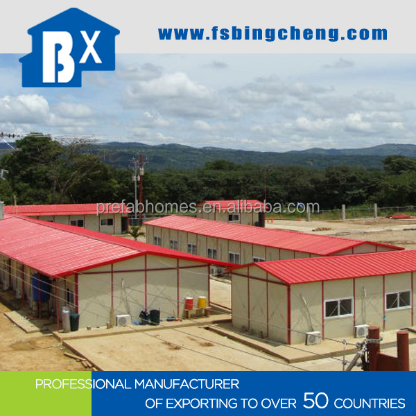 Prefabricated house for Nursing home