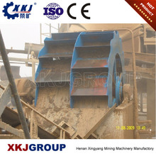 Industrial bucket wheel fine sand stone washer