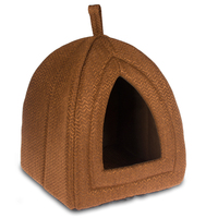 Folding soft indoor dog house for small dog