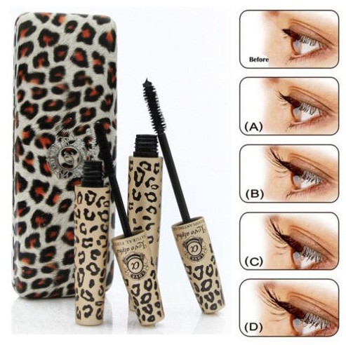 Love alpha New 3D Fiber Lash Mascara