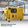 air cooled super silent for shop home use generator 10kva