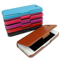 Hoco Genuine leather case for iphone5