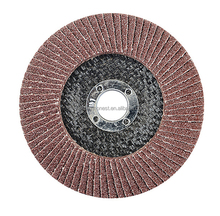"5""/125mm*22mm Abrasive Flap wheel Emery Cloth overlapped Abrasive Sanding Discs for polishing 72Flaps"