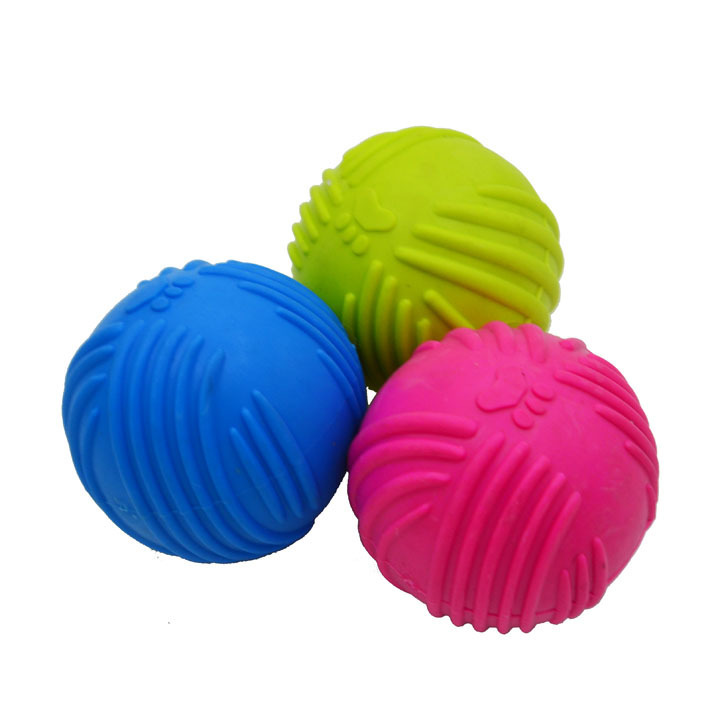 Import Dogs Chew Toys Bouncing Ball Directly Sale From China
