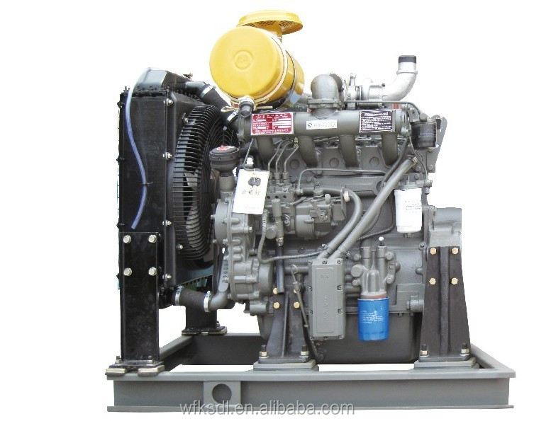 Open Frame Power Generator Diesel Set 30kw