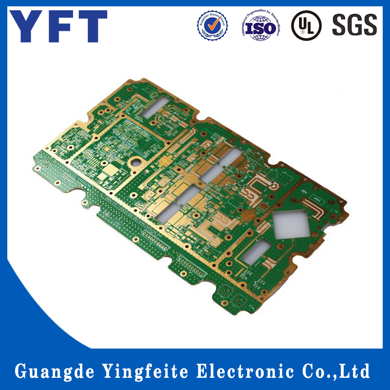 TV tuner pcb circuit board from China Professional OEM Manufacturer in Guangde, Anhui