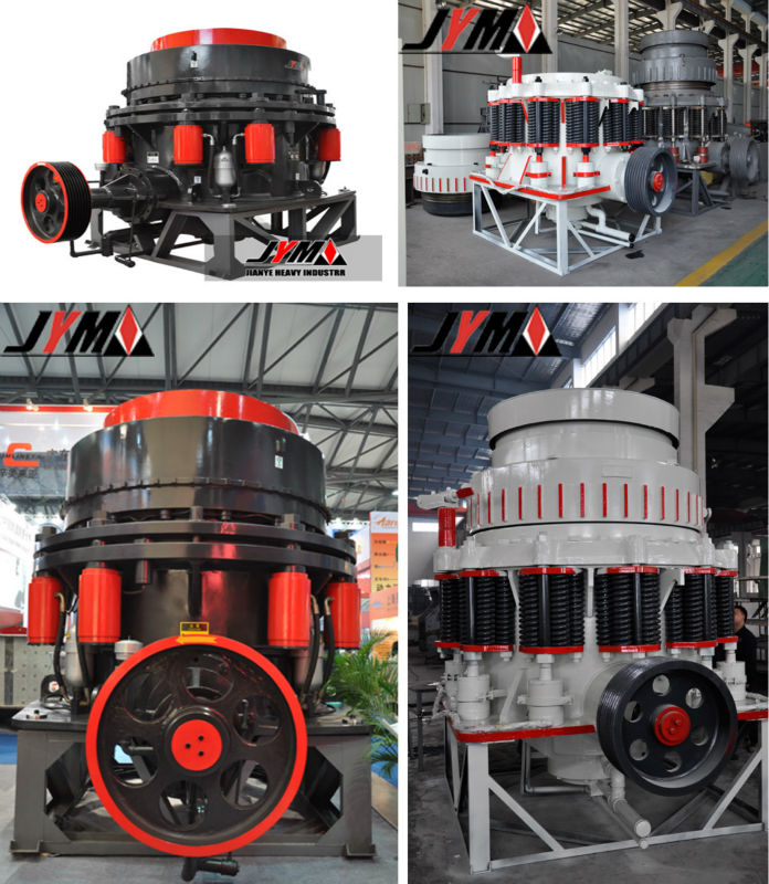 Stone cone crusher sales to Tanzania from China