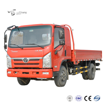 New T3W 4x2 10T 5.8m cargo-C2140 10 Ton light diesel mini cargo truck for sale