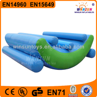 Comforatable professional high quality inflatable float mesh lounge