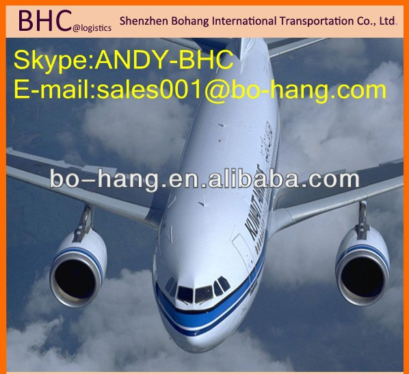 Skype ANDY-BHC air shipping to israel from china shenzhen guangzhou
