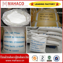 Best quality haitian soda ash light professional manufactory with SGS/BV certificate