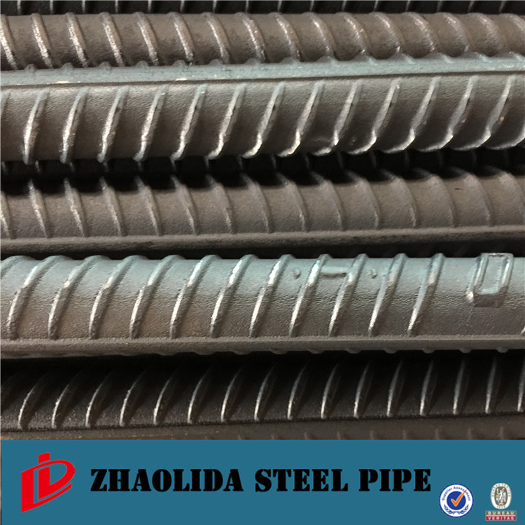 deformed steel bars/reinforced steel bars/wire rods