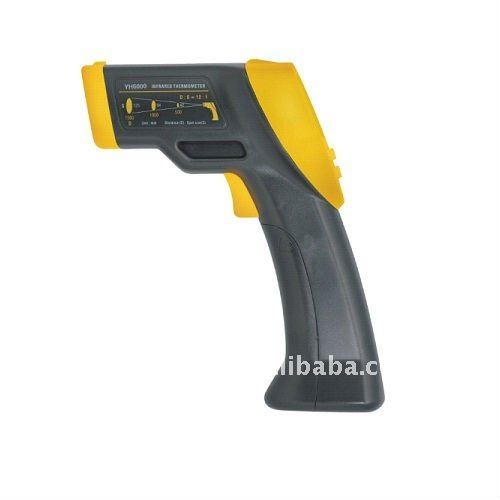 CE Certification Non Contact Digital IR Laser Infrared Thermometer YH6000