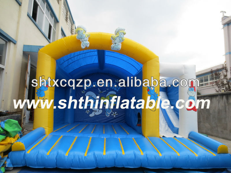 fun games inflatable bouncer /castle/ combo