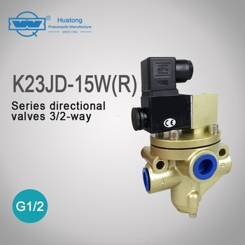 k23jd-15WR 3/2-ways harsh enviroment easy maintenance poppet valves