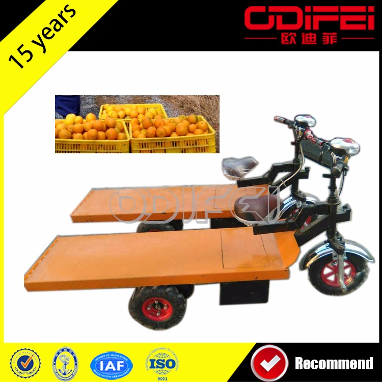 Electric Pedal Cargo Tricycle