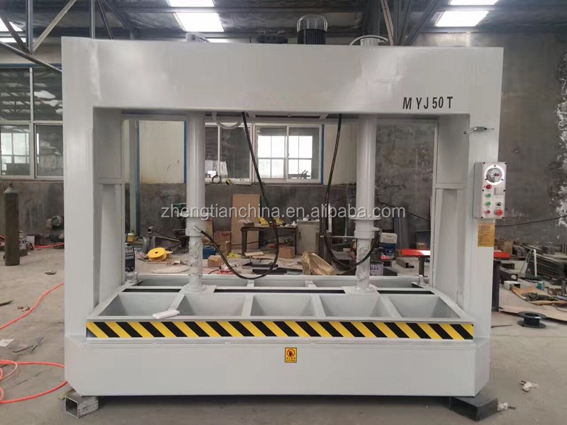 50T hydraulic cold press/cold press machine/plywood cold press