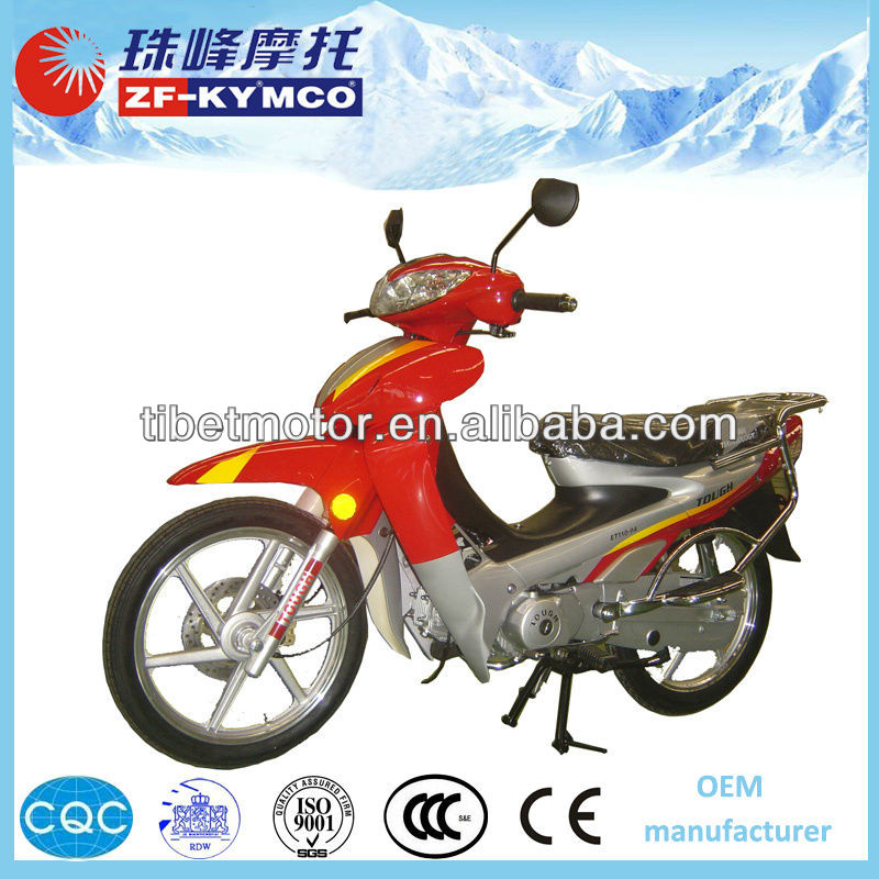 Best price 110cc chinese motocicleta for sale ZF110-4A