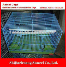 Laboratory Mouse Cage (Laboratory Rat Cage)