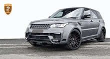Body kit for range-rover sport 2015-2016 to hm wide tuning kit in frp