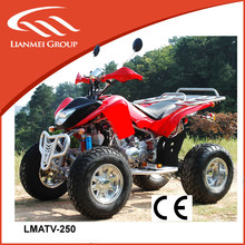 250cc engine atv quad 250 with EEC from china LMATV-250