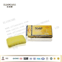 OEM 75g antibacterial moisturizing toilet soap with a printing box packing