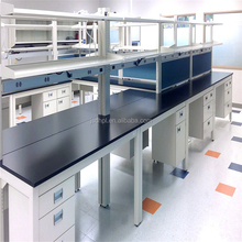 Brikley chemical resistant hpl compact laminate Lab table top Lab countertop