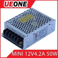 50w DC12V 4A switching mode power supply (smps)