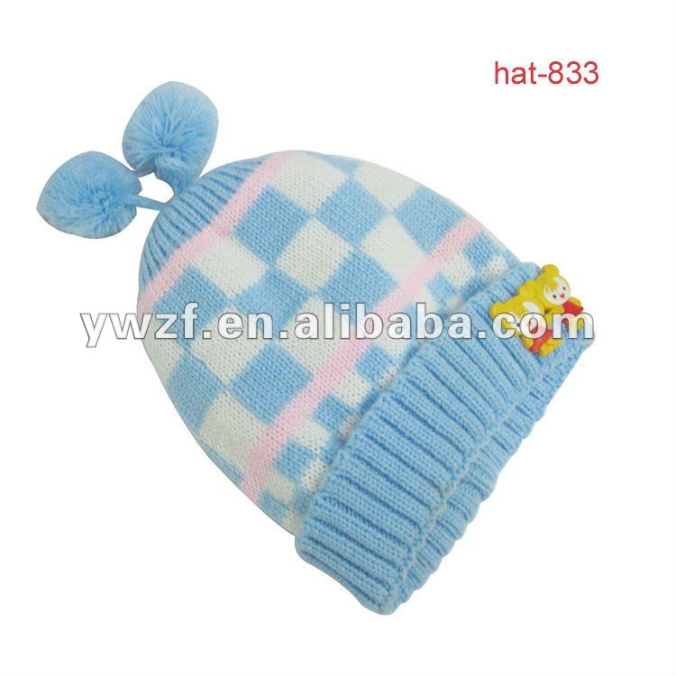 fancy hats children knit hats baby hat crochet pattern