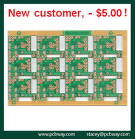 Pcb assembly prototype circuit board
