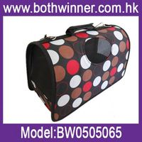 Pet carrier portable pet dog carrier ,h0ttg dog carriers bag , highquality pet soft crate