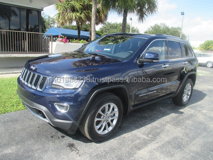 USED CARS - JEEP GRAND CHEROKEE LIMITED - DEMO VEHICLE (LHD 819491)