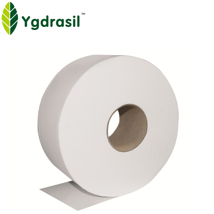 Wrapping virgin Wood pulp toilet paper roll
