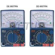 DE-960TRn Analog Multimeter
