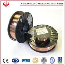 ISO CE certificate Solid welding wire copper weld wire er70s-6