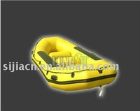 PVC inflatable boat material