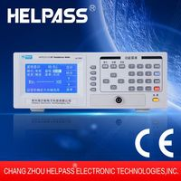 HPS2510 0.05% precision Digital Low Ohm Meter dc micro ohm meter for low resistance
