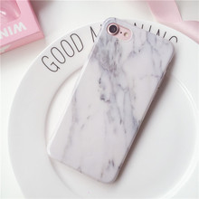 Wholesale mobile phone cases tpu nature marble phone case for iphone 6/7 plus