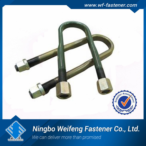 China flat u bolt ,hardware,manufacture&suppier