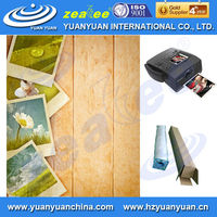 HOT SALE! Cheap waterproof Premium glossy inkjet photo sticker paper for inkjet printing 160gsm,180gsm,230gsm,240gsm 260gsm