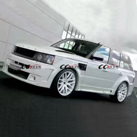2010-2013 wide body kit suitable for Land Rover Range Rover sport in ony style front bumper rear bumper side skirts fender