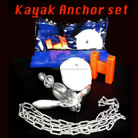 Kayak Anchor Set,Marine Anchor, Chain, Marine braid