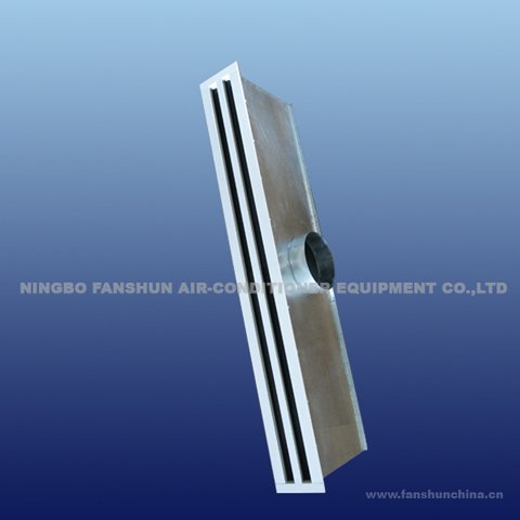 Air Ventilation Linear Slot Diffuser With Plenum Box Buy