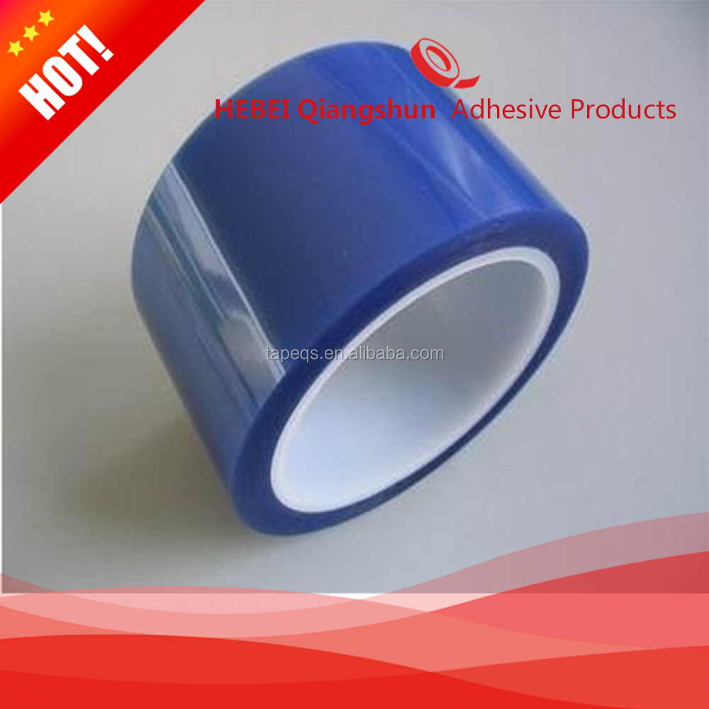 China manufacturer to produce high quality blue tape and all kinds of color tape